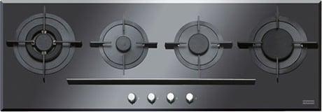 4 Burner Gas Cooktop Black Gl Franke Jpg