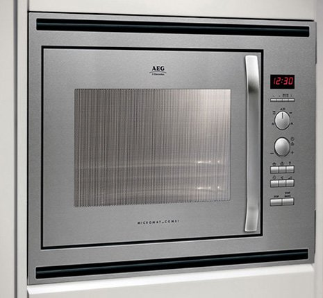 Combination Microwave From Ariete Is Also A Grill And A