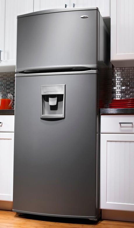 Amana Quick Tap Refrigerator