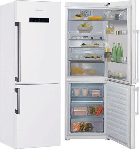 bauknecht fridge freezers. Black Bedroom Furniture Sets. Home Design Ideas