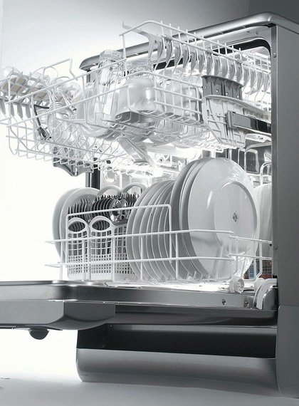 Integrated Dishwasher From Baumatic