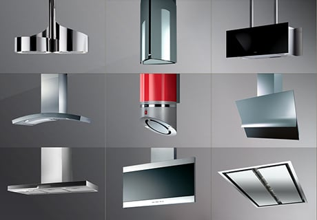 best s.p.a. platinum collection - european kitchen hoods