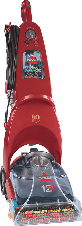 bissell spot clean pro heat bissell proheat 2x cleanshot vacuum review 7826
