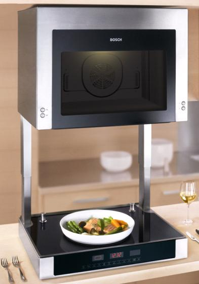 Bosch Liftmatic Wall Mounted Oven