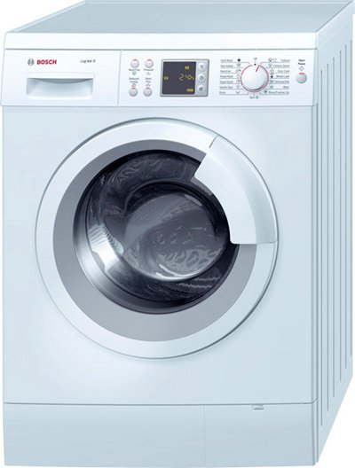 bosch washing machine logixx 8
