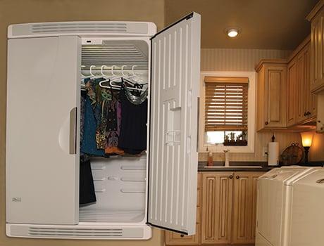 breezedry eco-friendly drying cabinet