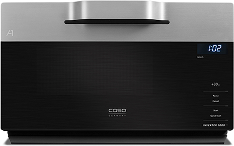 Caso Inverter Microwaves New For 2014