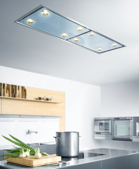 ceiling range hoods gutmann estrella ii and campo ii. Black Bedroom Furniture Sets. Home Design Ideas