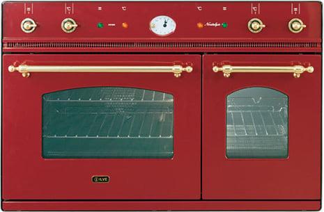 Prestige double oven