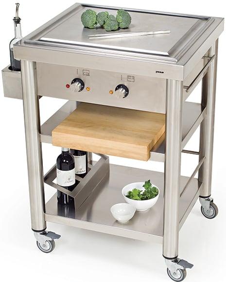 Joko Domus Kitchen Carts New Italian Furniture On Wheels