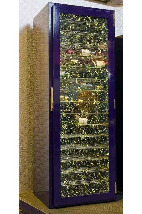 Custom Wine Cellars And Cigar Cases By Cofravin