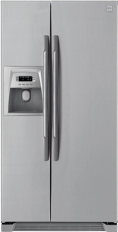Daewoo Frsu20dci Fridge Freezer