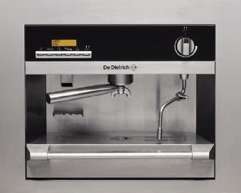 De Trich Built In Espresso Coffee Maker