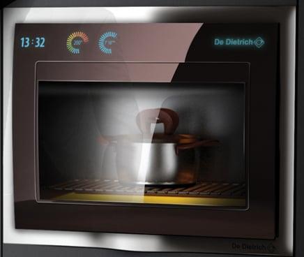 Sub Zero Appliances >> Futuristic kitchen appliances from De Dietrich Design Contest