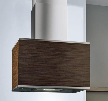 Decorative stove hoods by fabita for Decorative stove hood