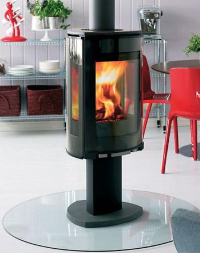 Decorative Wood Burning Stove Jotul F 373 Jpg