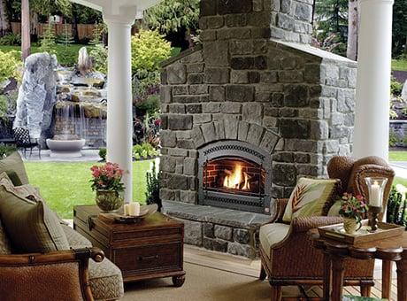 Eldorado Stone outdoor building blocks