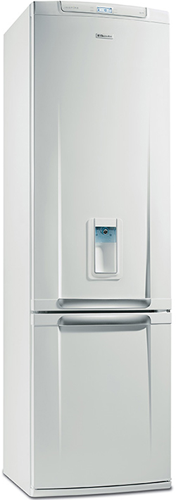 Brita Fridge Freezer From Electrolux