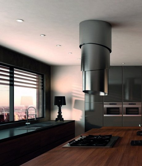 Faber Pareo Retractable Steel Range Hood