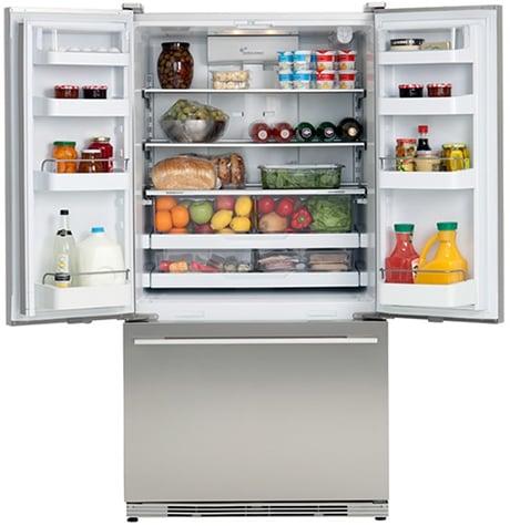 2011 Fisher Paykel Counter Depth Refrigerators