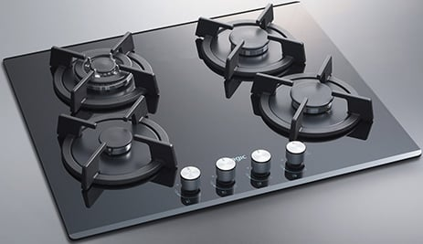 Four Burner Frameless Hob By Tong Yang Magic