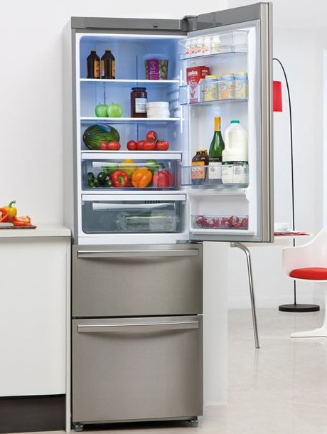 freestanding-60cm-fridge-freezer-caple-rff60-open.jpg