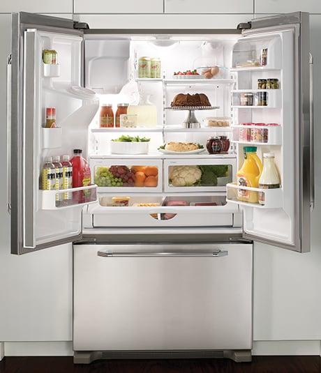 freestanding-french-door-refrigerator-ef36iwf-door-open.jpg