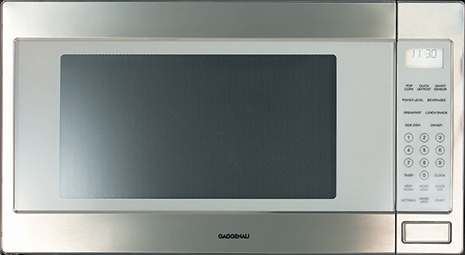 Gaggenau Microwave Built In Bm 281 Oven