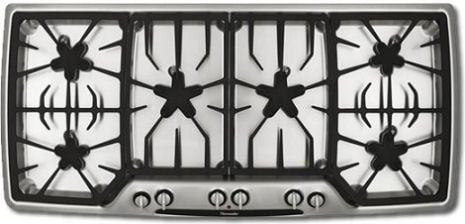 Gas Cooktops 45 Inch Thermador Jpg