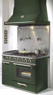 In Stoves And Range Hoods French Luxury Cookers