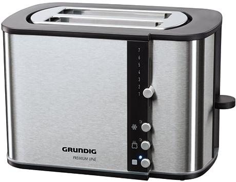 grundig toaster from premium line. Black Bedroom Furniture Sets. Home Design Ideas