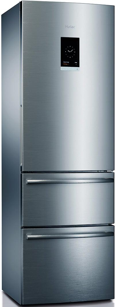 Haier Fridge Freezer With Double Drawer