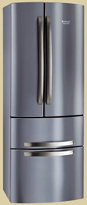 Hotpoint Refrigerators New Combi Quadrio Four Door