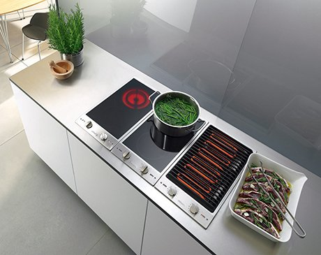 Indoor Barbecue Grill Miele 12 Inch Jpg