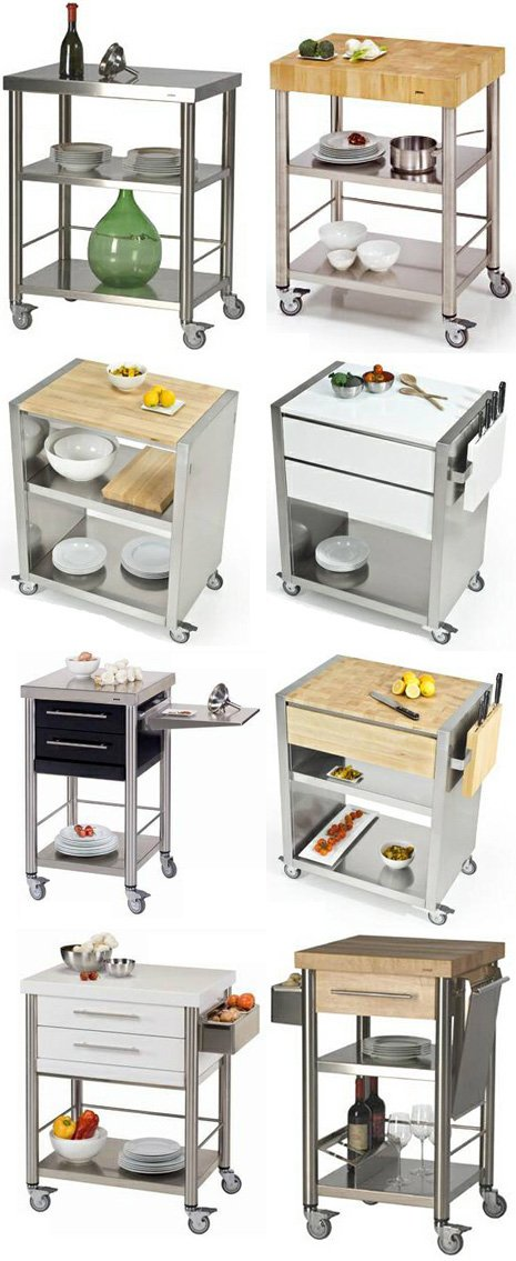 Joko Domus Kitchen Carts Cook N Dine Jpg