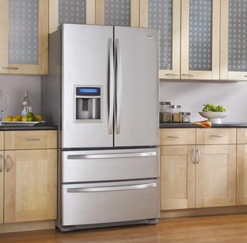 Kenmore Elite refrigerators - 2010 Line