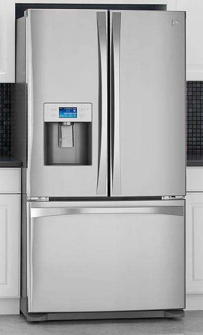 Kenmore Elite Refrigerators 2010 Line