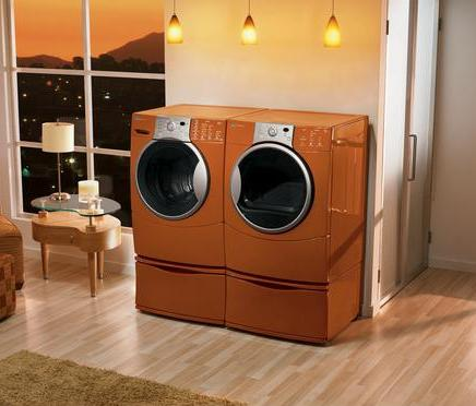 Kenmore He4t Washer And Dryer From Elite Series
