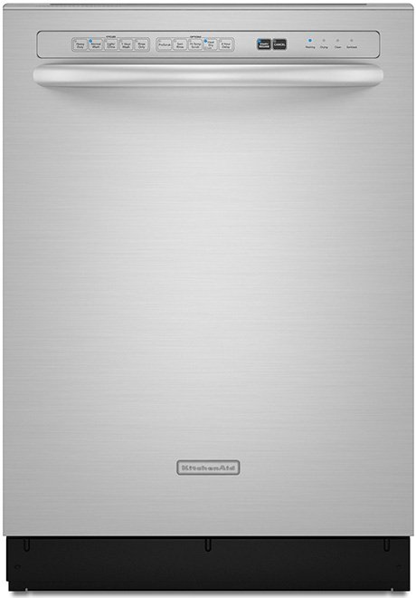 kitchenaid dishwashers combine performance and quiet