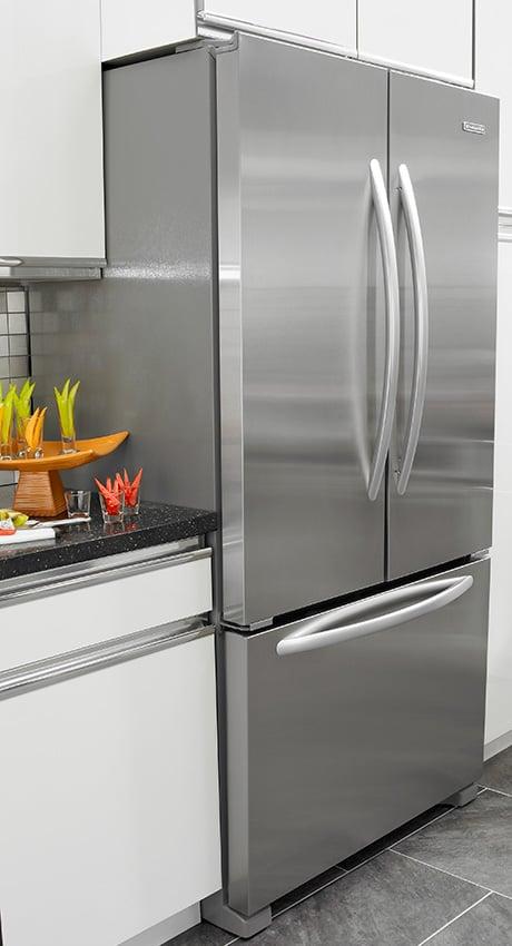 Kitchenaid French Door Counter Depth Refrigerator 72 Inch