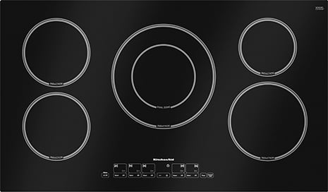 KitchenAid Architect Series II induction cooktop