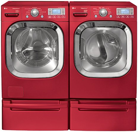 Lg Washer And Dryer Pair New Steamwasher Steamdryer