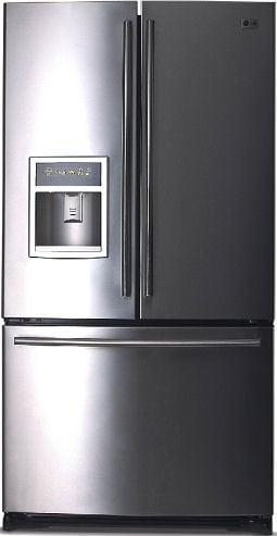 Lg Panorama French Door Refrigerator Increased Energy Savings And