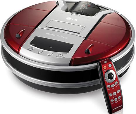 LG Robot Vacuum Cleaner
