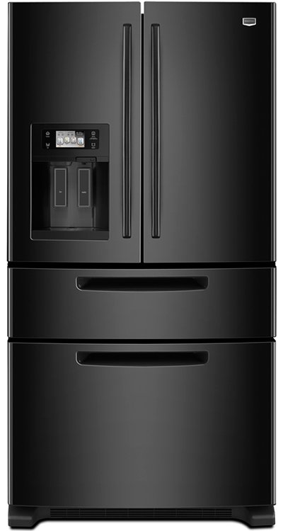 maytag french door refrigerator the ice2o easy access. Black Bedroom Furniture Sets. Home Design Ideas