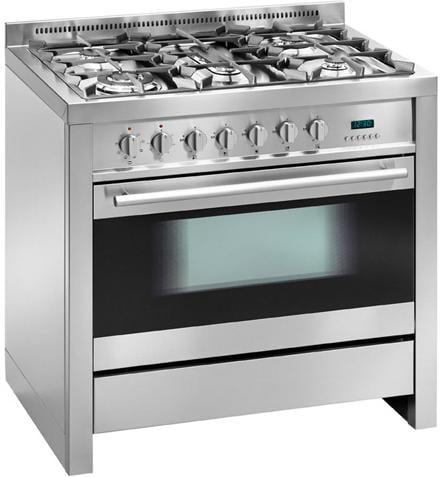 Nardi Gas Cooker Electric Oven K9g571avxn