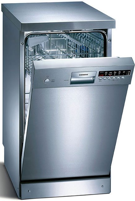 Wall Mounted Dishwasher From Siemens