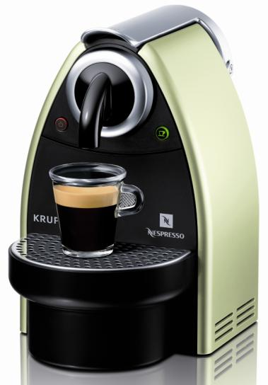 how to turn on nespresso essenza