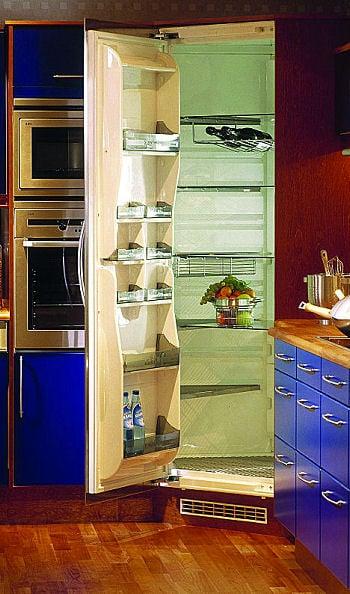 Norcool Corner Refrigerator