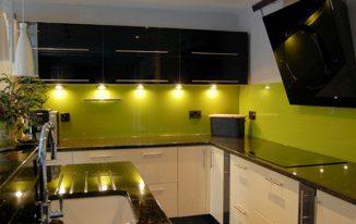 opticolour-lime-green-glass-wall-panels